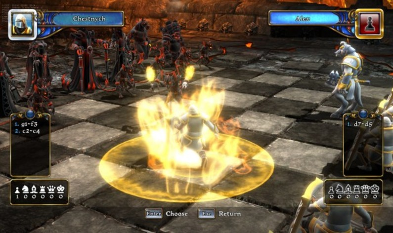 Screenshot 7 - Battle vs Chess