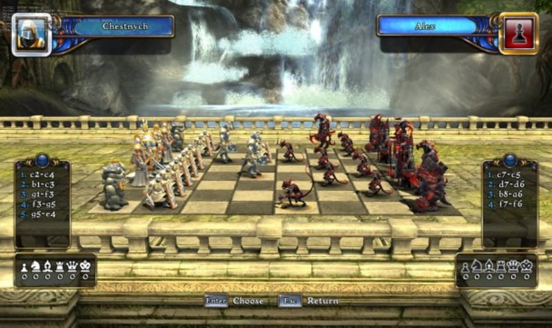Screenshot 6 - Battle vs Chess
