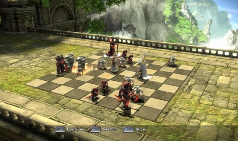 Screenshot 3 - Battle vs Chess