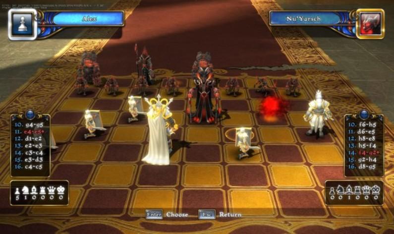 Screenshot 5 - Battle vs Chess