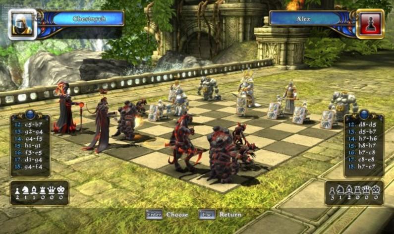 Screenshot 4 - Battle vs Chess