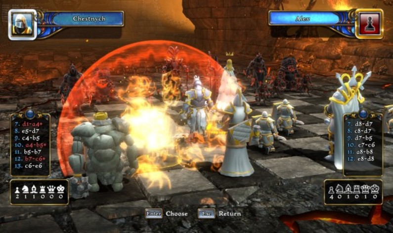 Screenshot 2 - Battle vs Chess