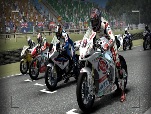 Screenshot 5 - SBK 2011 - FIM Superbike World Championship