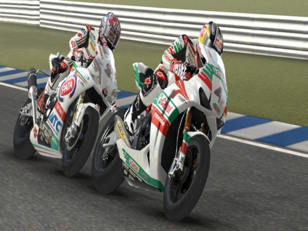 Screenshot 3 - SBK 2011 - FIM Superbike World Championship