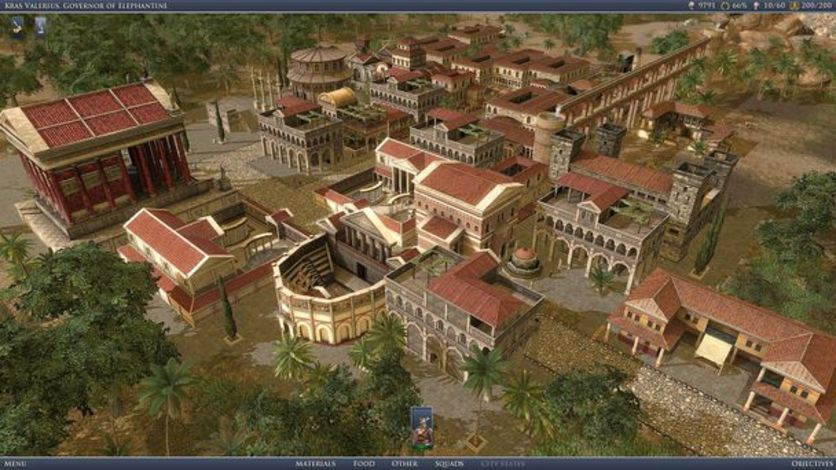 Screenshot 1 - Grand Ages: Rome - The Reign of Augustus