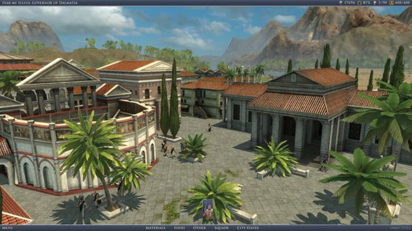 Screenshot 6 - Grand Ages: Rome - The Reign of Augustus