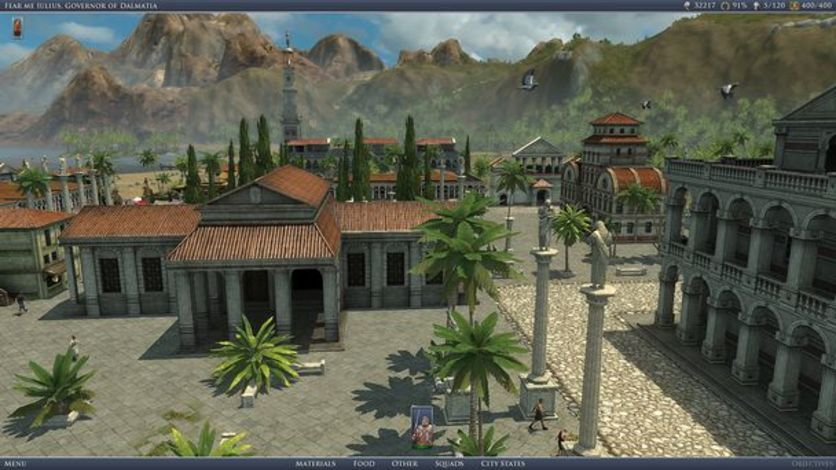 Screenshot 4 - Grand Ages: Rome - The Reign of Augustus