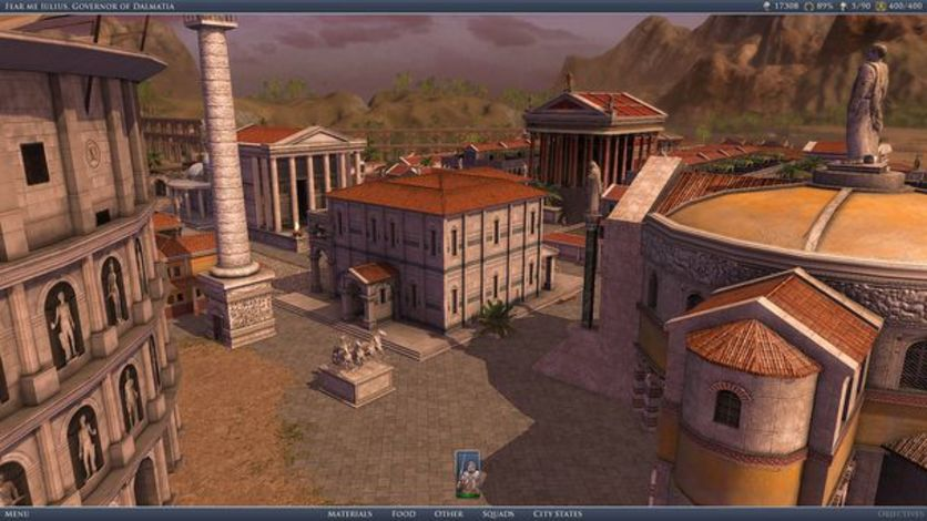 Screenshot 3 - Grand Ages: Rome - The Reign of Augustus