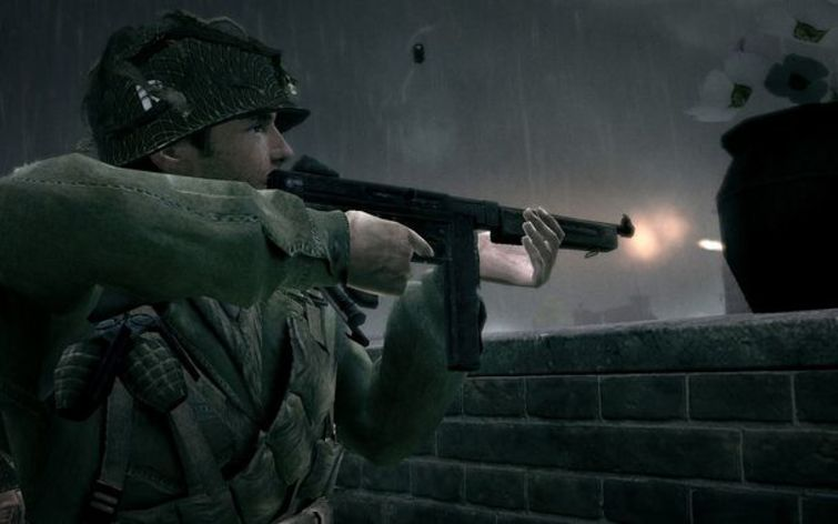 Screenshot 4 - Brothers in Arms Hell's Highway