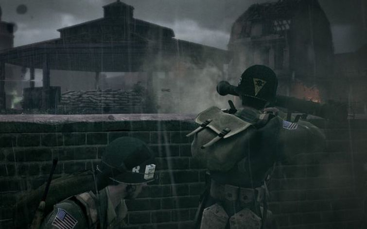 Screenshot 2 - Brothers in Arms Hell's Highway