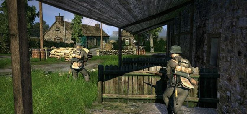 Screenshot 7 - Brothers in Arms Hell's Highway
