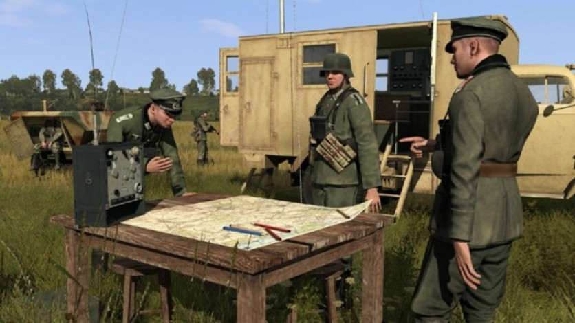 Screenshot 5 - Iron Front: Liberation 1944 - Gold Edition