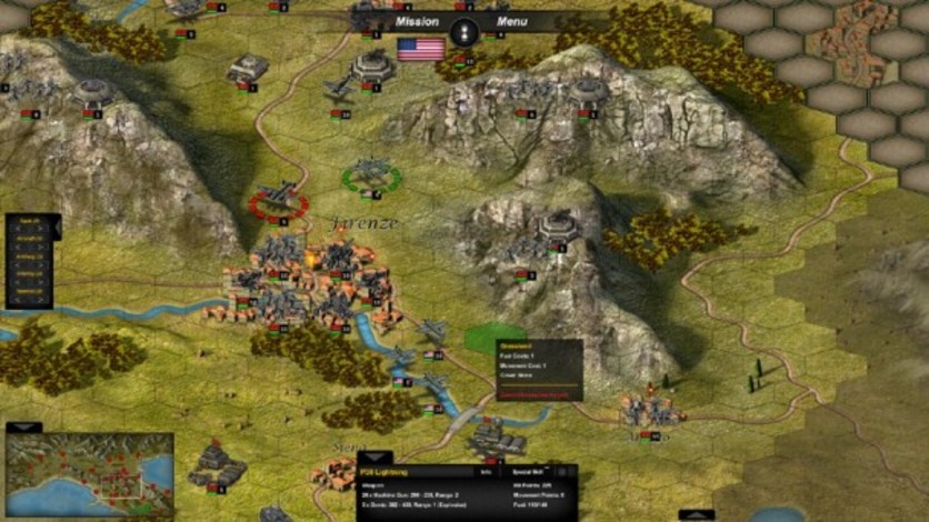 Screenshot 3 - Tank Operations: European Campaign