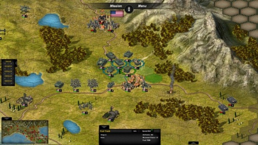 Screenshot 7 - Tank Operations: European Campaign