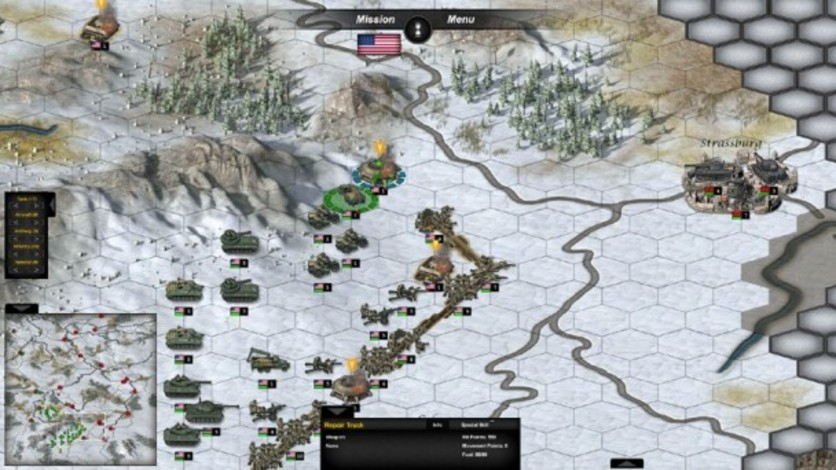 Screenshot 11 - Tank Operations: European Campaign