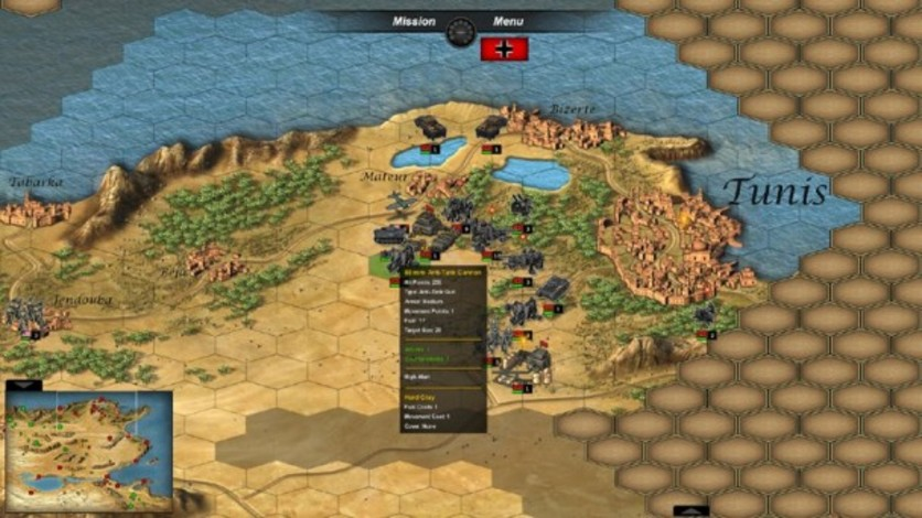 Screenshot 9 - Tank Operations: European Campaign