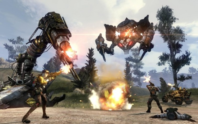 Screenshot 4 - Defiance Digital Deluxe Upgrade