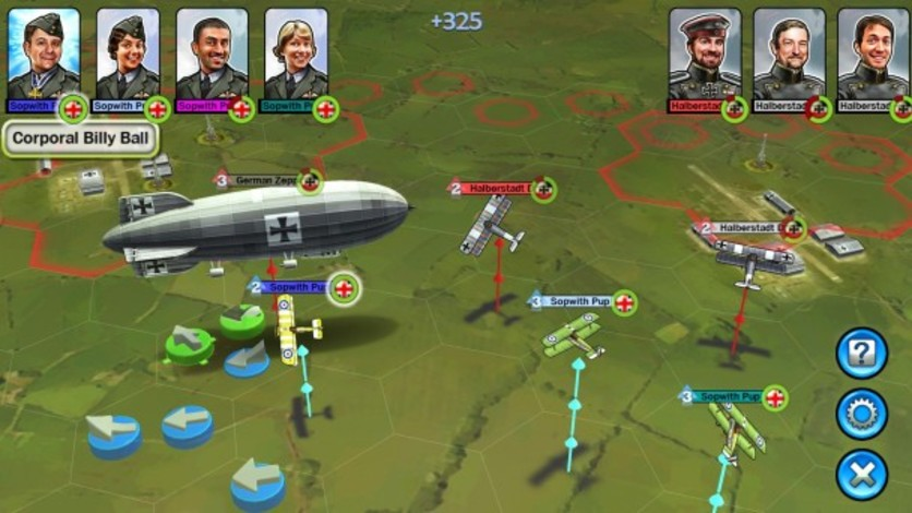Screenshot 4 - Sid Meier's Ace Patrol