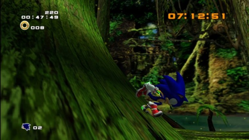 Screenshot 8 - Sonic Adventure 2
