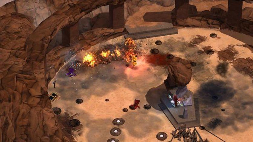 Screenshot 2 - Magicka: Final Frontier