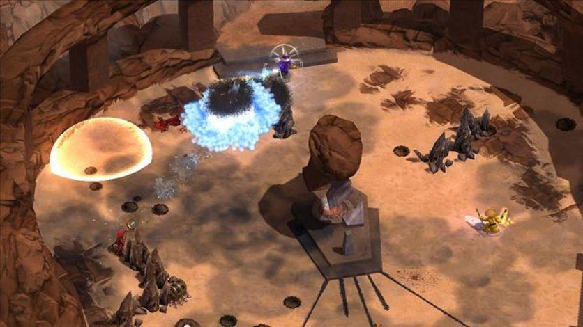 Screenshot 4 - Magicka: Final Frontier