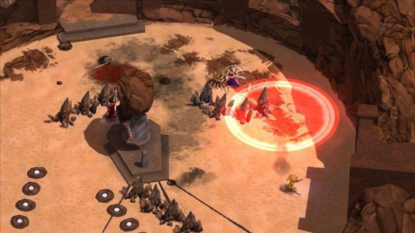 Screenshot 3 - Magicka: Final Frontier
