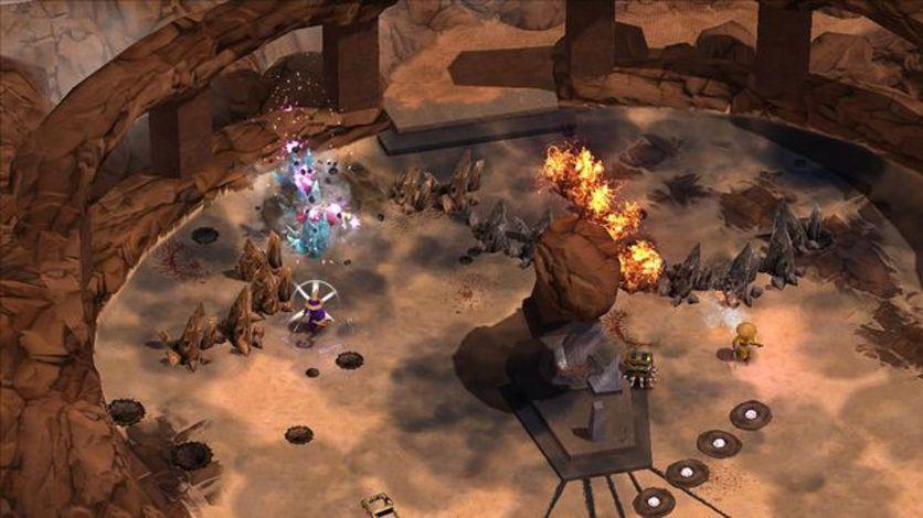 Screenshot 1 - Magicka: Final Frontier