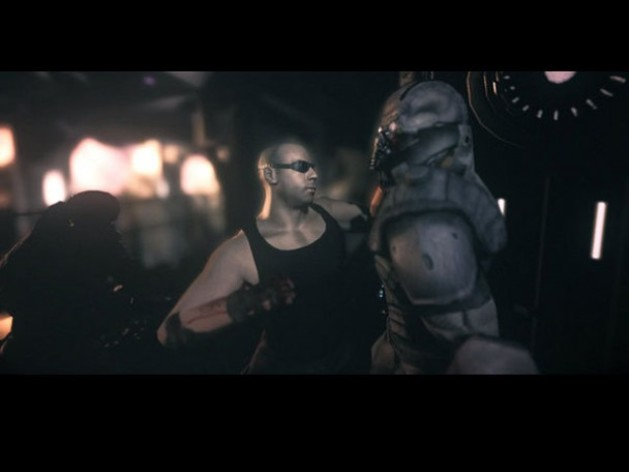 Screenshot 7 - Chronicles of Riddick 2 - Assault on Dark Athena
