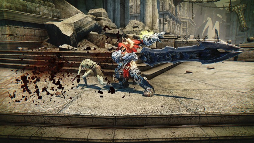 Screenshot 3 - Darksiders Warmastered Edition