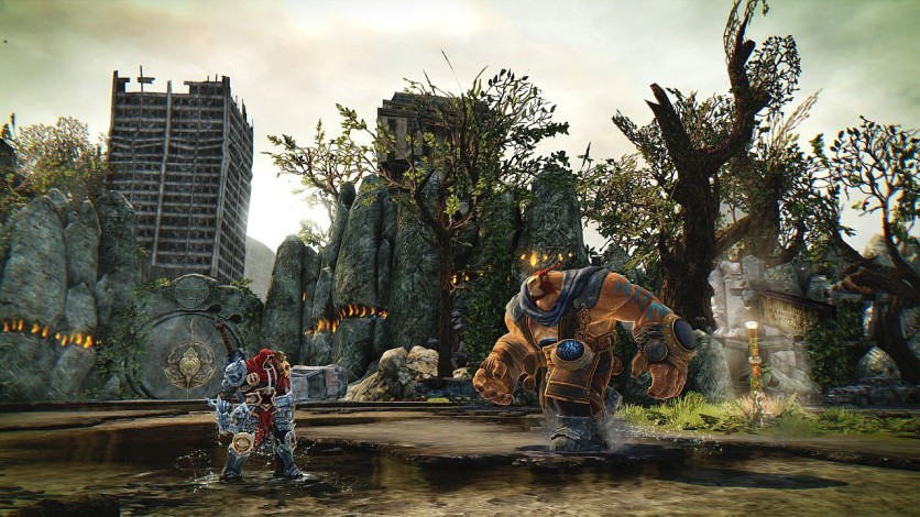 Screenshot 20 - Darksiders Warmastered Edition