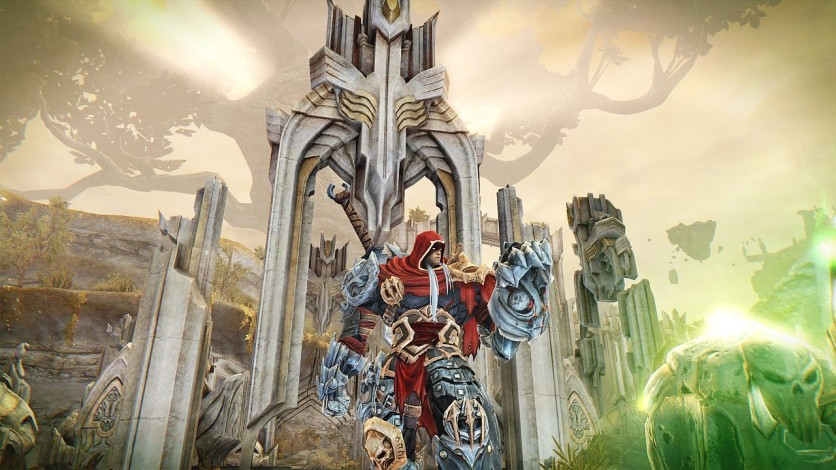 Screenshot 1 - Darksiders Warmastered Edition