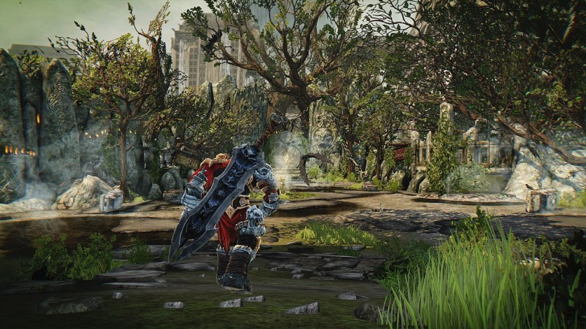 Screenshot 2 - Darksiders Warmastered Edition