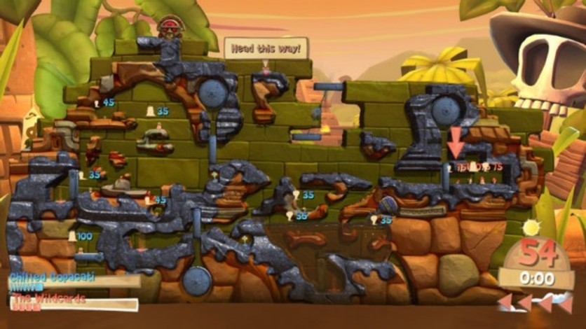 Screenshot 7 - Worms Clan Wars