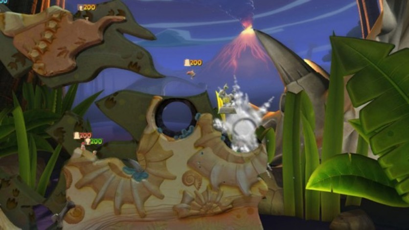 Screenshot 3 - Worms Clan Wars