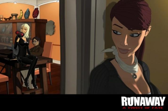 Screenshot 6 - Runaway: A Twist of Fate