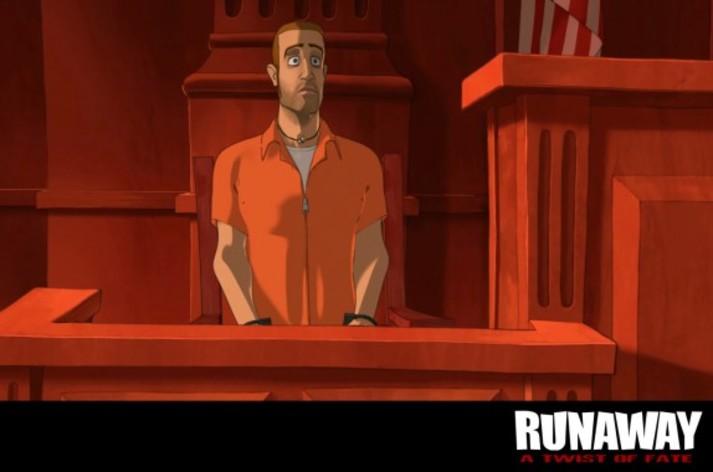 Screenshot 7 - Runaway: A Twist of Fate