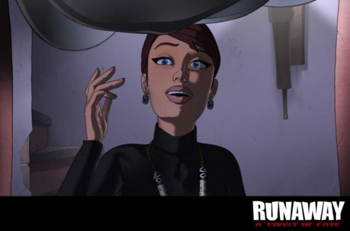 Screenshot 8 - Runaway: A Twist of Fate