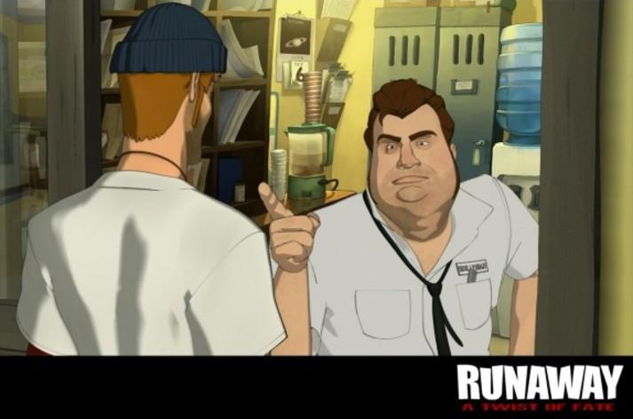 Screenshot 9 - Runaway: A Twist of Fate