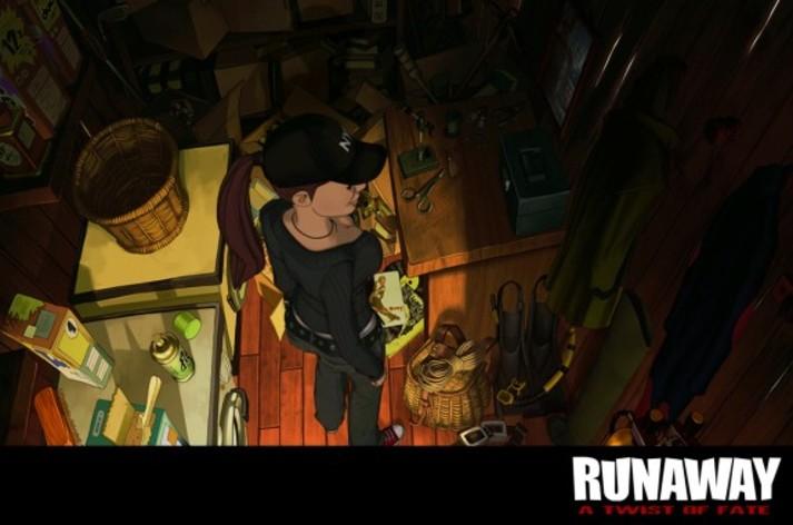 Screenshot 4 - Runaway: A Twist of Fate