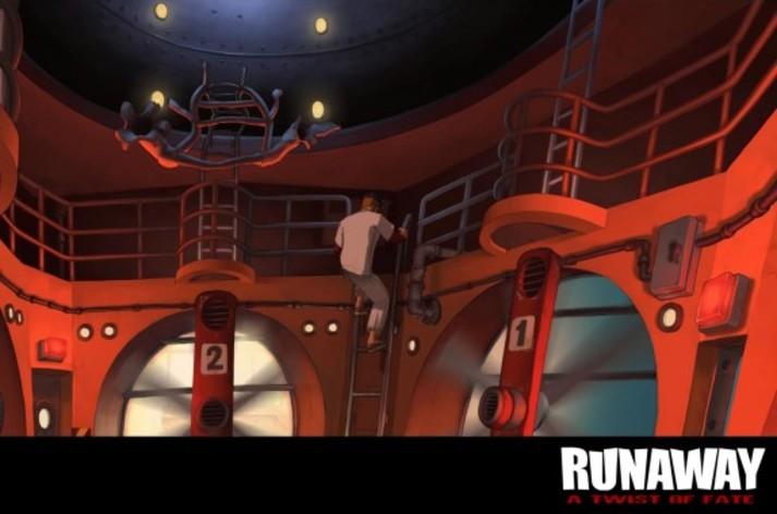 Screenshot 2 - Runaway: A Twist of Fate