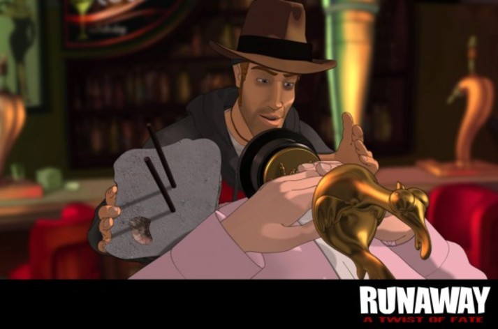 Screenshot 3 - Runaway: A Twist of Fate