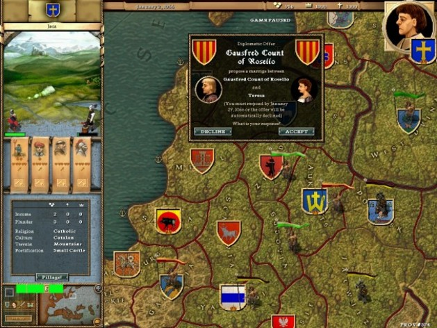 Screenshot 6 - Crusader Kings: Complete