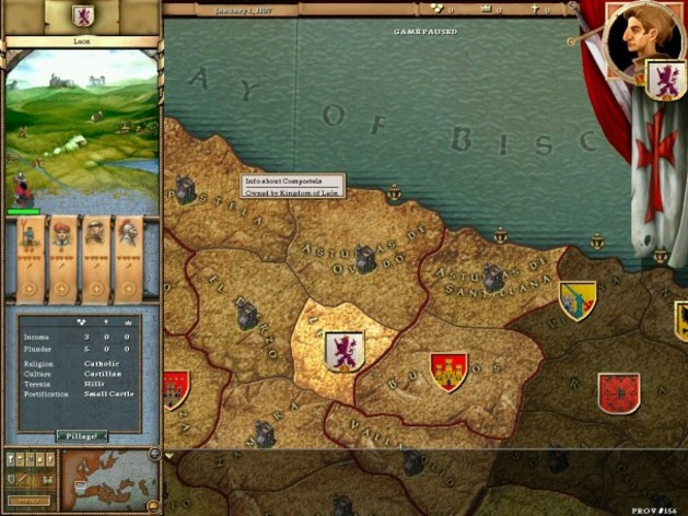 Screenshot 5 - Crusader Kings: Complete