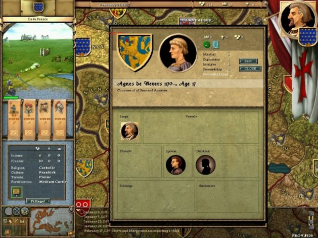 Screenshot 8 - Crusader Kings: Complete