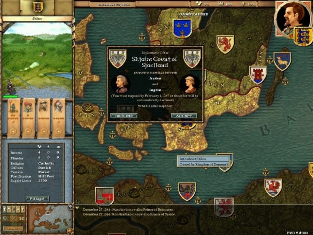 Screenshot 9 - Crusader Kings: Complete