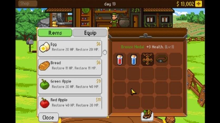 Screenshot 3 - Knights of Pen & Paper +1 Edition