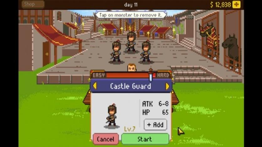 Screenshot 5 - Knights of Pen & Paper +1 Edition
