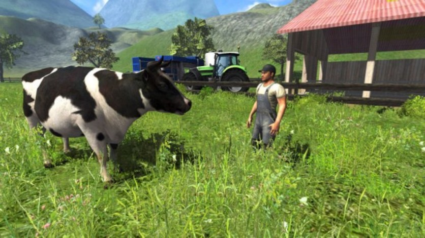 Screenshot 4 - Farming Simulator 2011