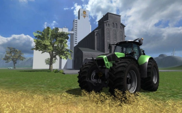 Screenshot 3 - Farming Simulator 2011