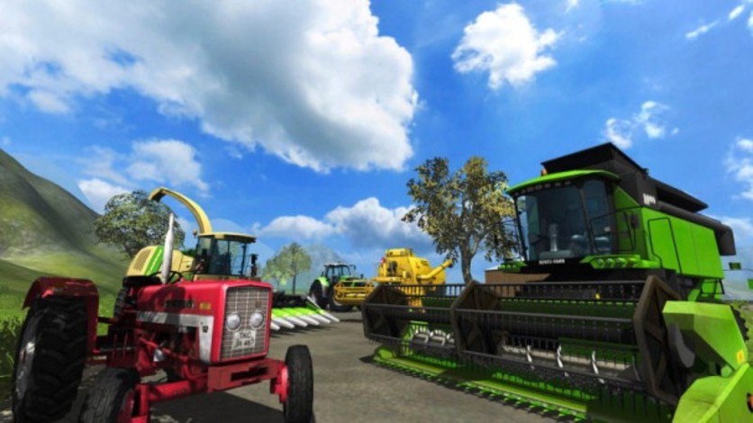 Screenshot 5 - Farming Simulator 2011